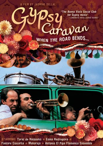 Cover art for  Gypsy Caravan: When the Road Bends