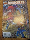 img - for Knuckles the Echidna #17 (Sonic the Hedgehog) book / textbook / text book