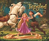 img - for The Art of Tangled book / textbook / text book