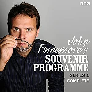 John Finnemore's Souvenir Programme: The Complete Series 1 Radio/TV Program