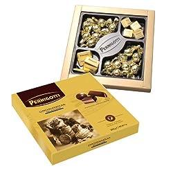 Pernigotti Milk Chocolate Selection, Selezione Orogianduia, 202 Gram