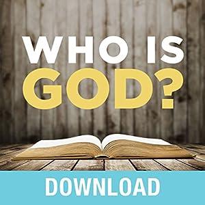 Who Is God? Speech
