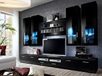 """"""" LYRA NIGHT """" / TV CABINETS / TV STANDS / Lounge Living Room Furniture /"""