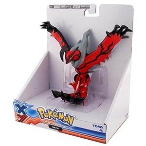 Pokemon X And Y Yveltal Articulated Vinyl Figure Amazon