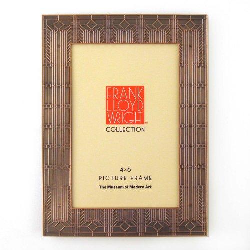 Frank Lloyd Wright's HEATH HOUSE by MoMA - 4x6