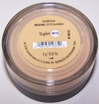 Best Cheap Deal for Bare Escentuals Light SPF15 Foundation W15 from Bare Escentuals - Free 2 Day Shipping Available