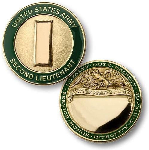U.S. Army Second Lieutenant