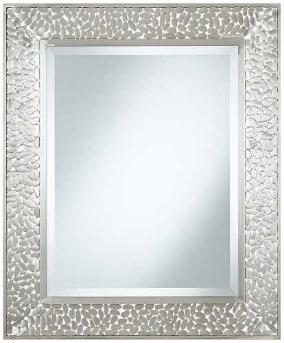 Ren-Wil Mt934 Wall Mount Mirror By Jonathan Wilner And Paul De Bellefeuille, 36 By 30-Inch front-1078862