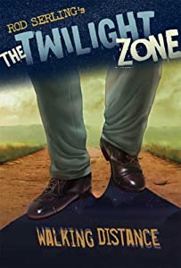 "Cover of ""The Twilight Zone: Walking Dist..."