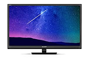 Sharp LC-22DFE4011K 22-Inch Widescreen 1080p Full HD TV with Freeview and Built In DVD Player
