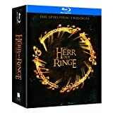 Der Herr der Ringe - Die Spielfilmtrilogie (6 Discs, Wende-Steelbooks im Sammelschuber - exklusiv bei Amazon.de) [Blu-ray]von &#34;Elijah Wood&#34;