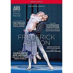 Frederick Ashton: The Dream; Symphonic Variations; Marguerite & Armand