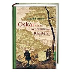 Umschlag von 'Oskar und das Geheimnis des Klosters'
