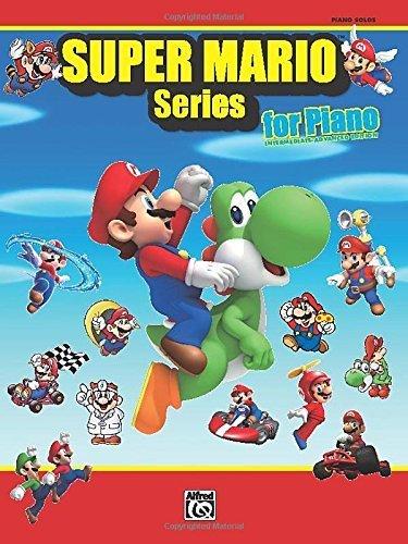 Super Mario Series for Guitar: Guitar TAB (2011-10-01)