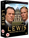 Lewis - Series 1 - 4 [Import anglais]
