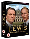 Lewis Series 1-4 - The Collection [DVD]
