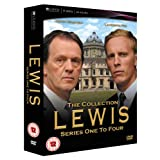 Lewis Series 1-4 - The Collection [DVD]by Kevin Whately
