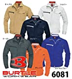 BURTLE バートル  ジャケット(春夏用)  6081 ネイビー Lサイズ
