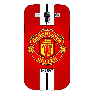 Jugaaduu Manchester United Back Cover Case For Samsung Galaxy S3 Neo GT- I9300I