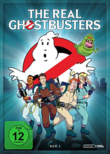 The Real Ghostbusters - Box 1 (11 Discs)