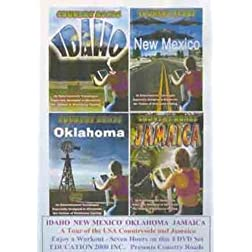 Exercise - IDAHO - NEW MEXICO - OKLAHOMA and Jamaica