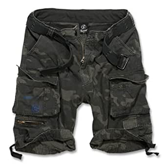 Brandit Savage Gladiator Short Darkcamo S