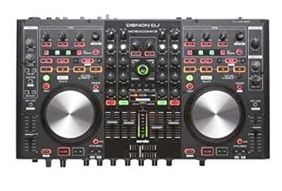 Denon DJ DNMC6000 Professional Digital Mixer and Controller by Denon DJ