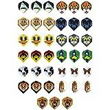 10 Sets (30 Pieces) Of Animal Standard Size Dart Flights - Assorted Designs