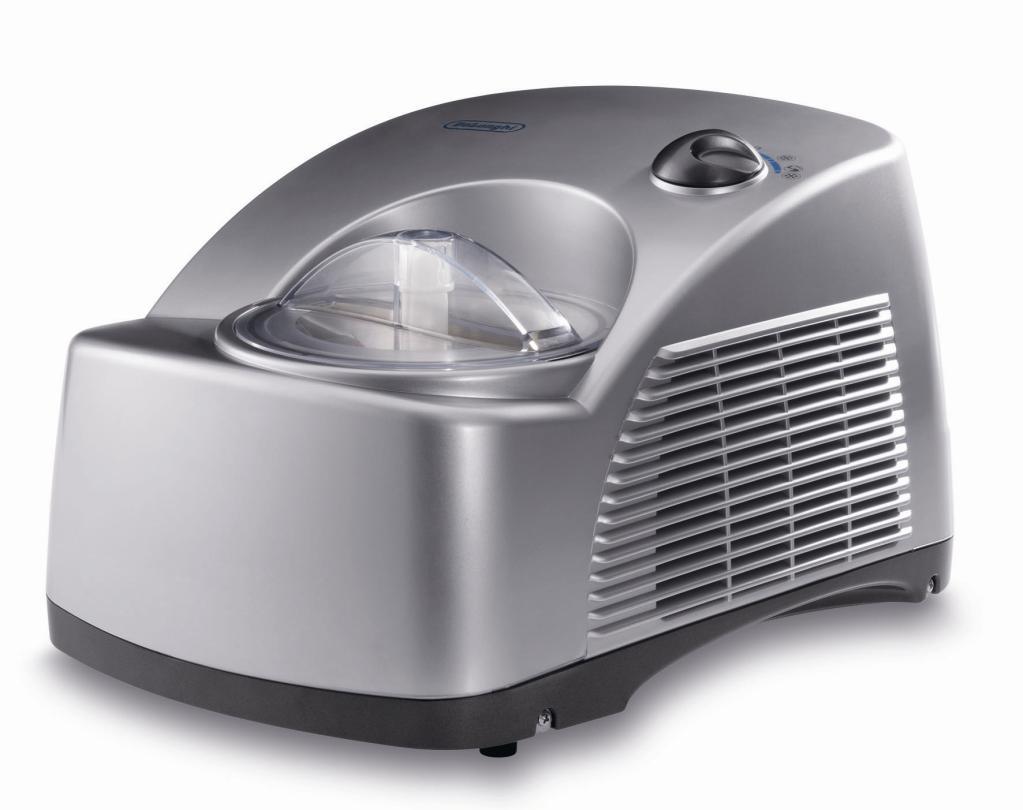delonghi gelato machine