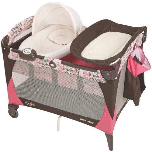 46974560e67 Buy New Graco Pack  n Play Playard w  Newborn Napper 1761365 Lily ...