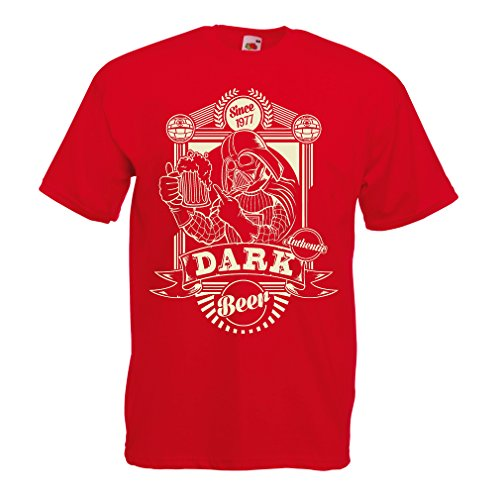 n4346-t-shirt-male-dark-beer-xx-large-red-multi-color