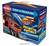 img - for Monster Phonics (Blaze and the Monster Machines) (Step into Reading) book / textbook / text book