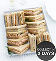 Fish Sandwich Selection (14 Sandwich Quarters)