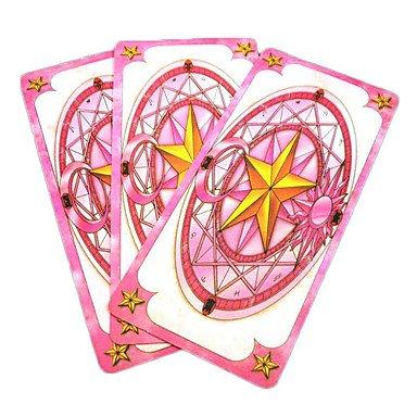 cards-set-inspired-by-cardcaptor-sakura-magical-mahou-sakura-52-pieces