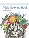 img - for Adult Coloring Book: Stress Relieving Cats book / textbook / text book
