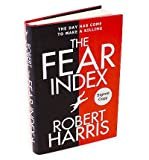 [ THE FEAR INDEX BY HARRIS, ROBERT](AUTHOR)HARDBACK Robert Harris