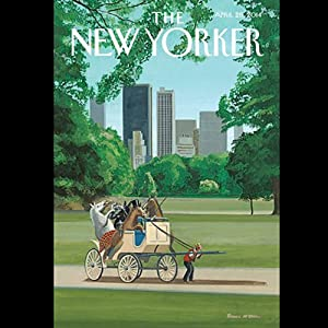 The New Yorker, April 28th 2014 (Margaret Talbot, Adam Gopnik, Peter Schjeldahl) | [Margaret Talbot, Adam Gopnik, Peter Schjeldahl]