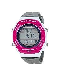Casio LWS200H 4ACF Runners 120 Lap Digital
