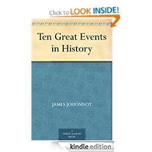 Logo for Ten Great Events in History