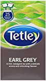 Tetley Earl Grey Tea Bags Drawstring in Envelope - Pack of 25 Tea Bags