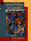 img - for By Ernie Lightman Social Policy in Canada [Paperback] book / textbook / text book