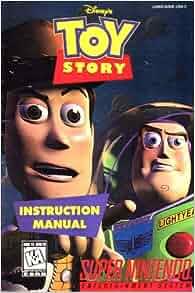 super nintendo instruction manual
