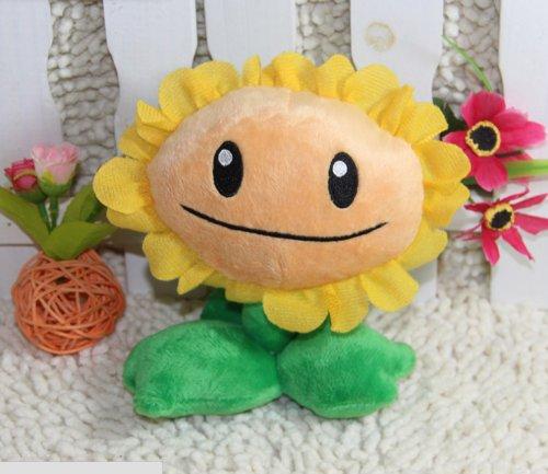 Angeller Marquer Plants Vs Zombies Garden Warfare Plush Toy Sunflower Pvz Soft Doll Garden