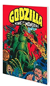 Essential Godzilla (Marvel Essentials) by Doug Moench, Herb Trimpe, Jim Mooney and Tom Sutton