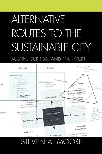 Alternative Routes to the Sustainable City: Austin, Curitiba, and Frankfurt PDF
