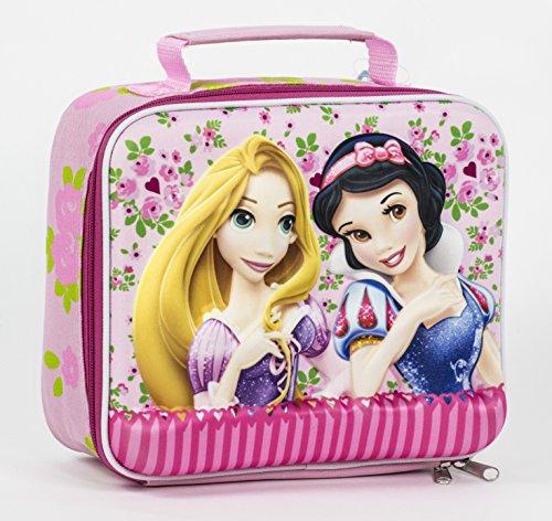 Princess 3d Lunch Bag