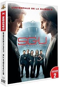 Stargate Universe : L'intégrale de la Saison 2