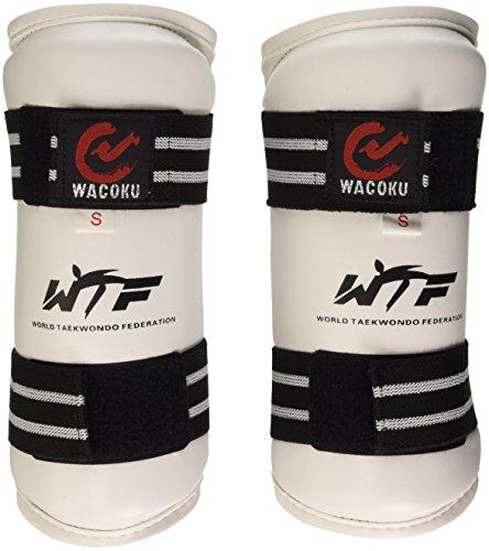 Wacoku-Unterarmpolster, von der WTF zugelassen