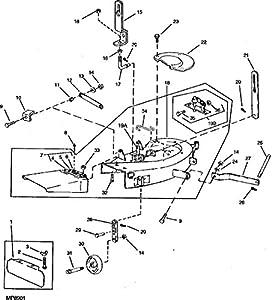 S 63 John Deere D130 Parts besides John Deere Lx176 Parts Diagram likewise Wiring Diagram John Deere F525 as well OMGX10782 H011 likewise John Deere 116 Wiring Diagram. on john deere 185 mower parts