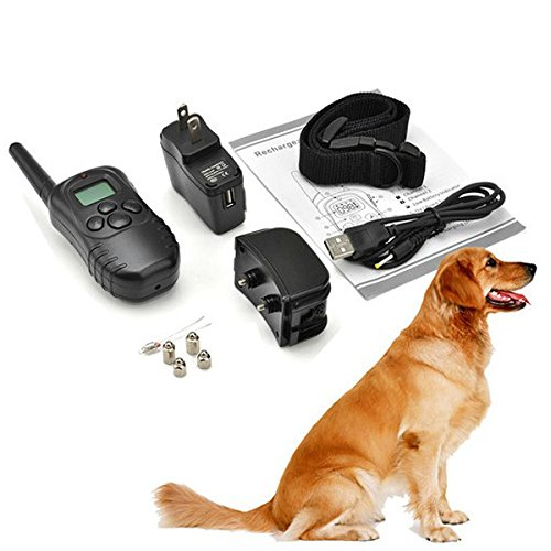 pet-998dr-1-rechargeable-waterproof-remote-pet-training-collar-adaptor-us